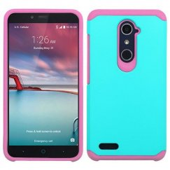 ZTE Grand X Max 2 Teal Green/Hot Pink Astronoot Case