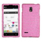 LG Optimus L9 Pink Diamante Case