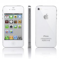Apple iPhone 4S 16GB Smartphone - Virgin Mobile - White