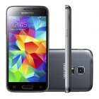 Samsung Galaxy S5 mini DUOS SM-G800H 16GB 3G Android Phone Charcoal Black Unlocked GSM with Dual SIM