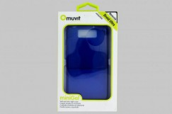 Motorola Droid Ultra Muvit Case - Blue