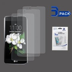 LG K7 Screen Protector (3-pack)