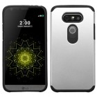 LG G5 Silver/Black Astronoot Phone Protector Cover