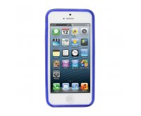 Versio Mobile iPhone 5/5S Pattern Flexiglas - Blue