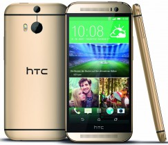 HTC One M8 32GB Android Smartphone for Sprint - Gold