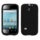 Huawei Ascend II / Prism / Summit Solid Skin Cover - Black