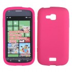 Samsung ATIV Odyssey Solid Skin Cover - Hot Pink