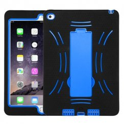 AppleiPad Air 2nd Gen Dark Blue/Black Symbiosis Stand Case
