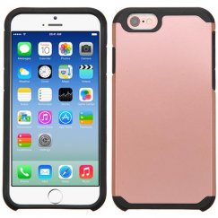 Apple iPhone 6/6s Rose Gold/Black Astronoot Case