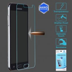 Samsung Galaxy J3 Flexible Shatter-Proof Screen Protector