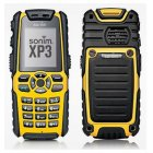 Sonim XP3 Quest Pro MilSpec Rugged Black Phone TMobile