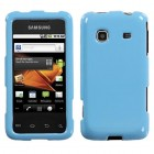 Samsung Galaxy Prevail Solid Robin Egg Blue Phone Protector Cover