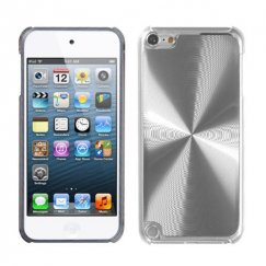 Apple iPod Touch (5th Generation) Silver Cosmo Back Case