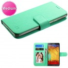 Teal Green Wallet