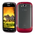 HTC myTouch 4G 4G LTE Phone for T Mobile in Red