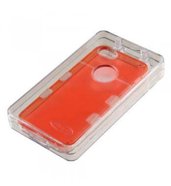 T-Clear Plastic-AS Material(L=6.22*W=3.15*D=0.83 inch)