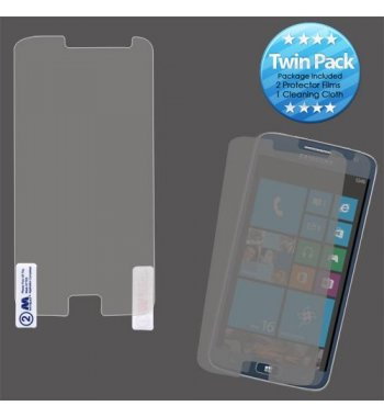 Samsung Ativ S Neo SGH-I187 Screen Protector Twin Pack
