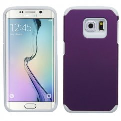 Samsung Galaxy S6 Edge Purple/White Astronoot Case