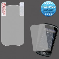 LG Xpression 2 Screen Protector Twin Pack