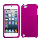 Apple iPod Touch (5th Generation) Titanium Solid Hot Pink Case