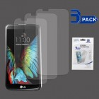 LG K10 Screen Protector (3-pack) (Strong Adhesion & Ultra-thin)