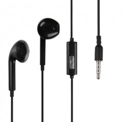 Black Stereo Handsfree