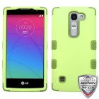 LG Escape 2 Green Tea/Olive Green Hybrid Case