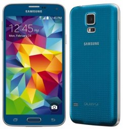 Samsung Galaxy S5 16GB SM-G900P Android Smartphone for Boost - Electric Blue