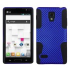 LG Optimus L9 Dark Blue/Black Astronoot Case