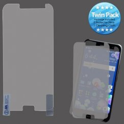 Screen Protector Twin Pack (Strong Adhesion & Ultra-thin)