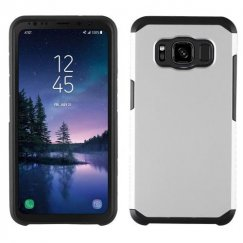 Samsung Galaxy S8 Active Silver/Black Astronoot Case