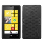 Nokia Lumia 520 Black/Black Astronoot Phone Protector Cover