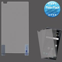 LG V20 Screen Protector Twin Pack
