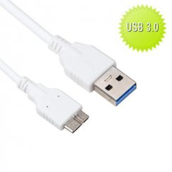 Samsung Galaxy Note 3 Micro USB 3.0 Data Cable 3 Feet