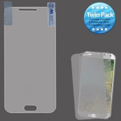 Samsung Galaxy E5 Screen Protector Twin Pack