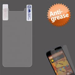 ZTE Warp 4G Anti-grease LCD Screen Protector/Clear