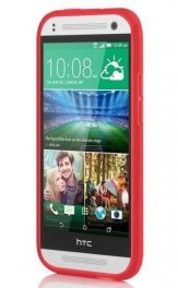 HTC One Remix/HTC One Mini 2 Incipio NGP Ultra Case - Red