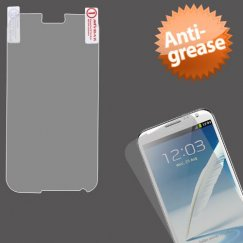Samsung Galaxy Note 2 Anti-grease LCD Screen Protector/Clear