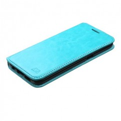 Samsung Galaxy S7 Edge Blue Wallet with Tray