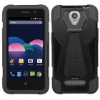 ZTE Obsidian Black Inverse Advanced Armor Stand Protector Cover
