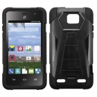 ZTE Sonata 2 / Zephyr Black Inverse Advanced Armor Stand Case