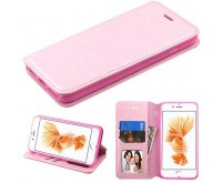 Apple iPhone 7 Plus Pink MyJacket Wallet(with Tray) -WP