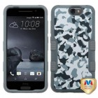 HTC One A9 Urban Camouflage/Iron Gray Hybrid Case