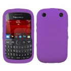 Blackberry 9310 Curve Solid Skin Cover (Electric Purple)