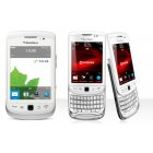 Blackberry Torch 9810 Bluetooth WiFi White Phone Unlocked