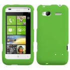 HTC Radar Dr Green Case - Rubberized