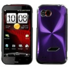 HTC Rezound Purple Cosmo Back Protector Cover