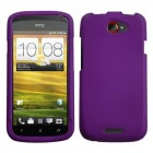 HTC One S Grape Case - Rubberized