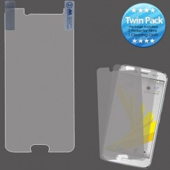 HTC Bolt Screen Protector Twin Pack