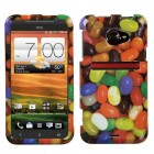 HTC EVO 4G LTE Jelly Beans-Food Fight Collection Phone Protector Cover